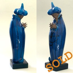 Royal-Copenhagen-Johannes-Hedegaard-Grand-Vizier SOLD