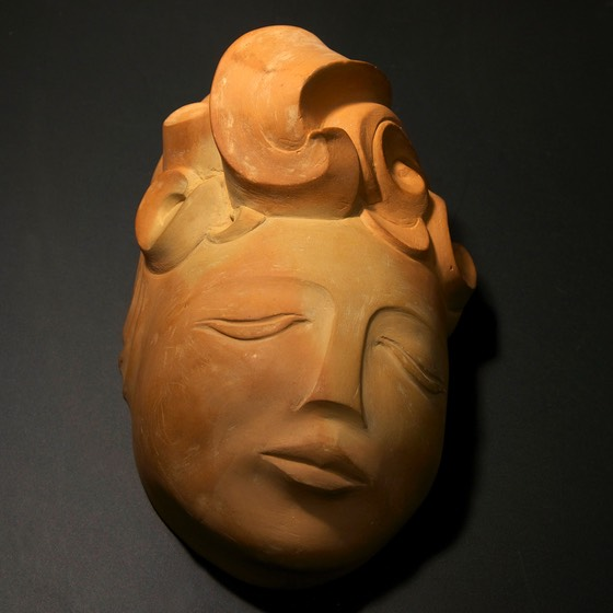 Stylized-Terracotta-Wall-mask-unique
